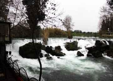 Tarsus Şelalesi - Mersin