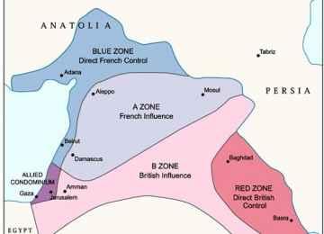 Sykes-Picot Antlaşması