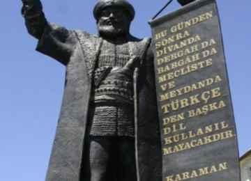 Türk Diline Ferman: Karamanoğlu Mehmed Bey