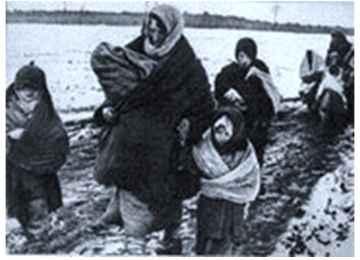 Karaçay - Malkar Türklerinin Sürgün ve Soykırımı