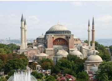 İstanbul Ayasofya Camii